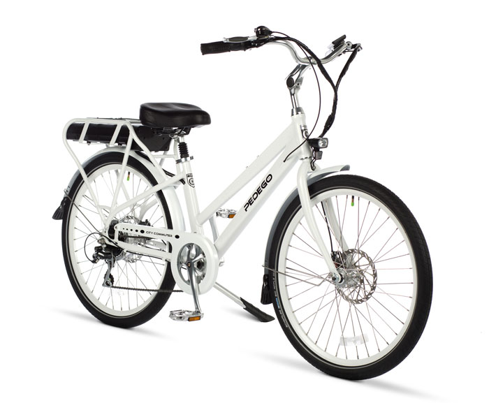 Victoria Electric Bicycles - Pedego City Commuter