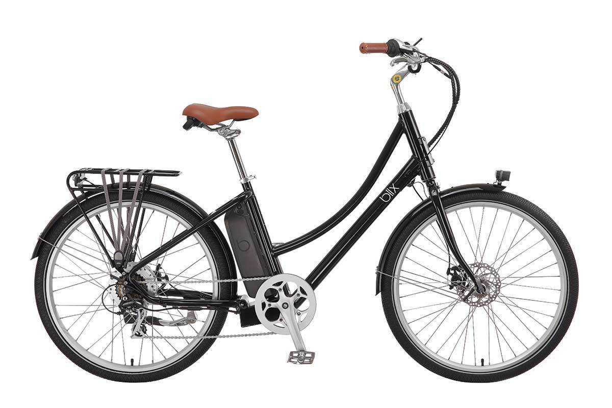 Victoria Electric Bicycles - BLIX Aveny