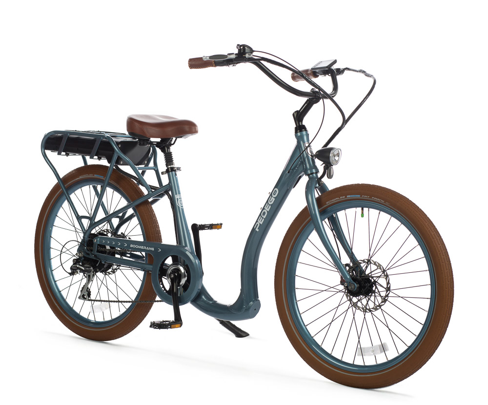 Victoria Electric Bicycles - Boomerang Plus