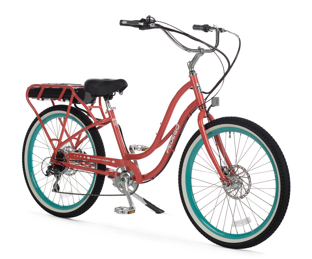 Victoria Electric Bicycles - Comfort Cruiser