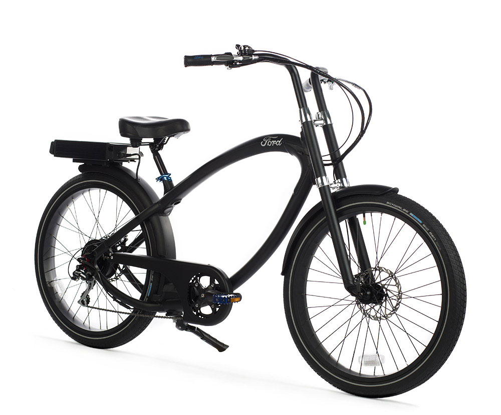 Victoria Electric Bicycles - Ford Super Cruiser