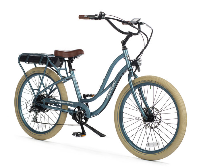 Victoria Electric Bicycles - Interceptor