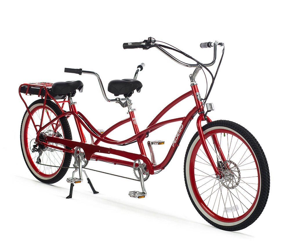 Victoria Electric Bicycles - Tandem Cruiser