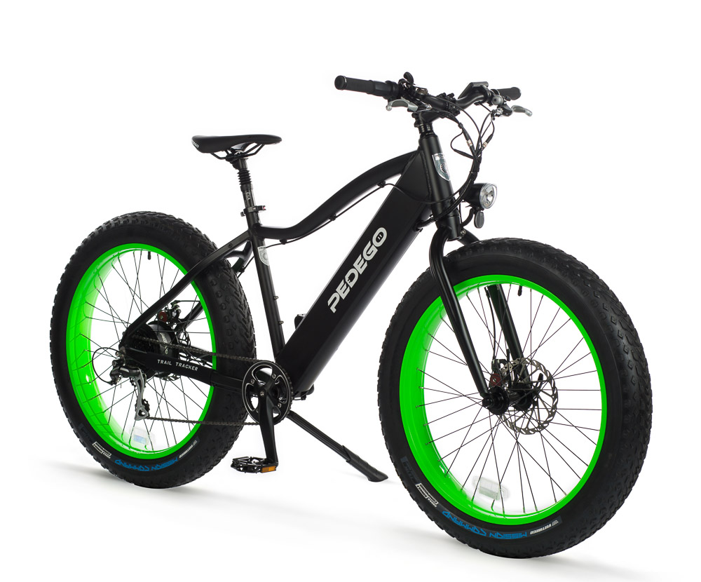 Victoria Electric Bicycles - Trail Tracker