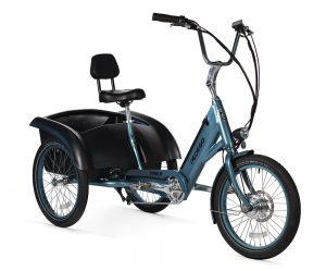 Victoria Electric Bicycles - Pedego Trike