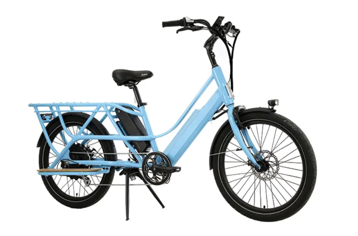 Victoria Electric Bicycles - Blix: Packa Cargo eBike