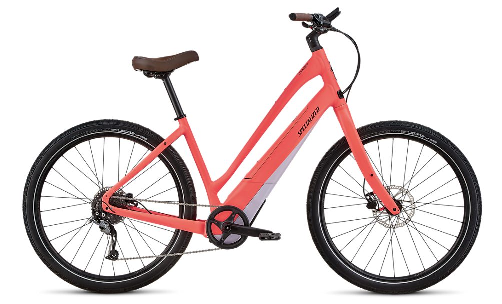 Victoria Electric Bicycles - Specialized: Turbo Como 2.0 Low-Entry 650b