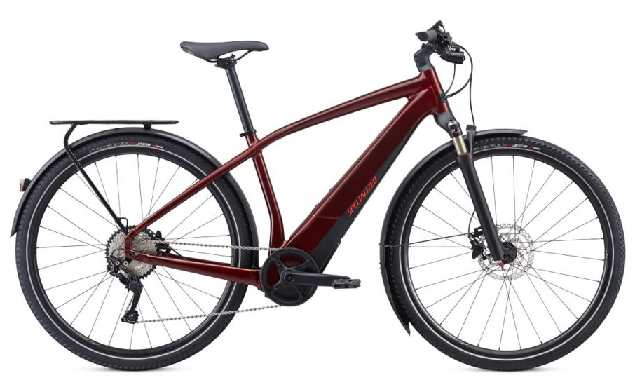Victoria Electric Bicycles - Specialized Turbo Vado 4.0