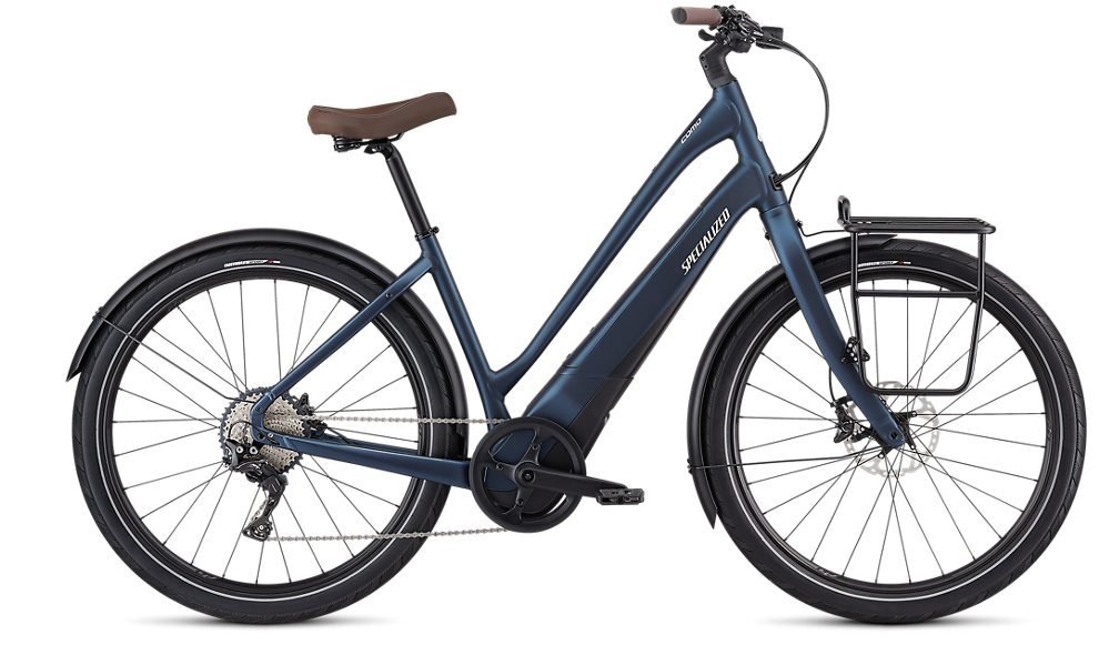 Victoria Electric Bicycles - Specialized: COMO 5.0 LOW ENTRY 650B