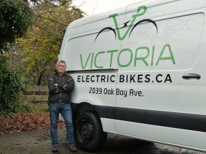 VEB delivery Van
