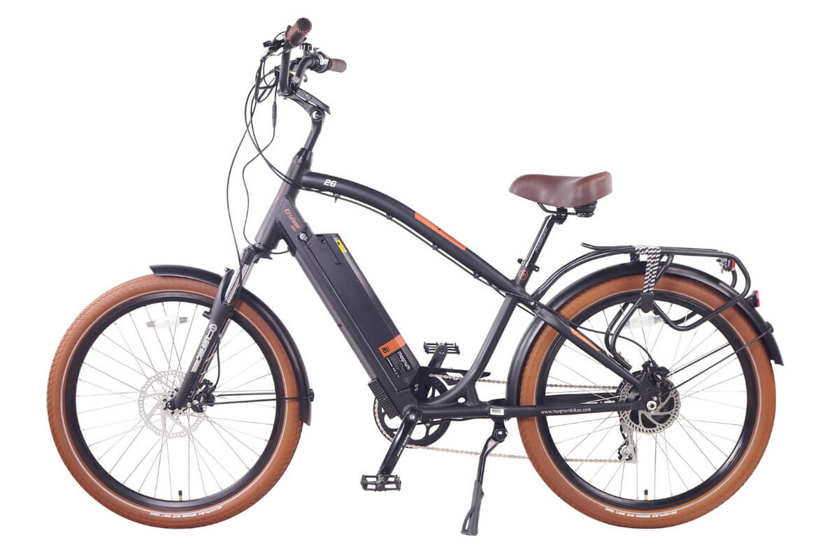 Victoria Electric Bicycles - Magnum Cruiser