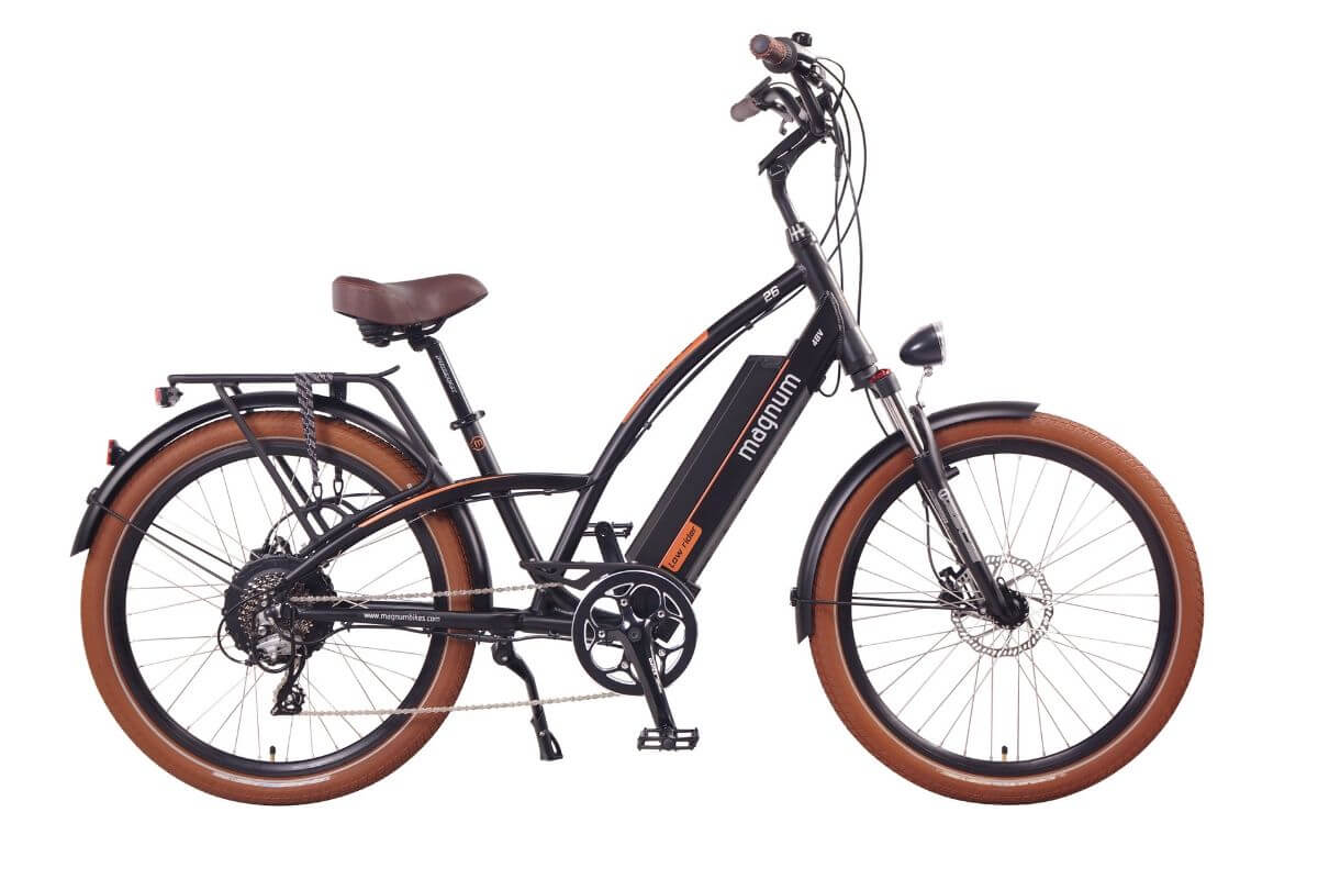 Victoria Electric Bicycles - Magnum Lowrider Cruiser
