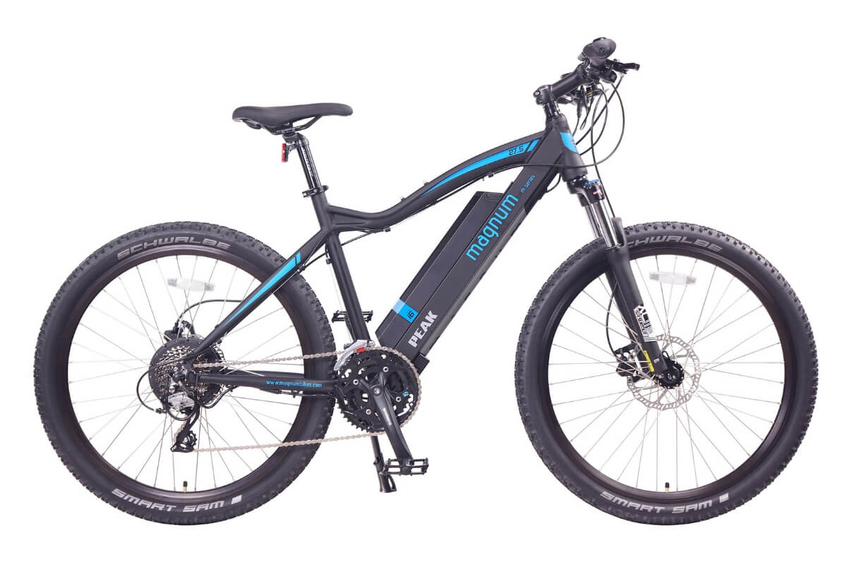 Victoria Electric Bicycles - Magnum Peak