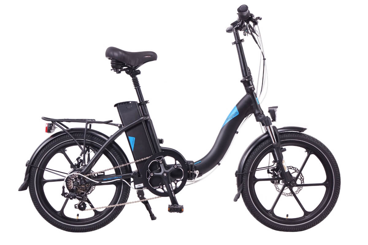 Victoria Electric Bicycles - Magnum Premium Low Step