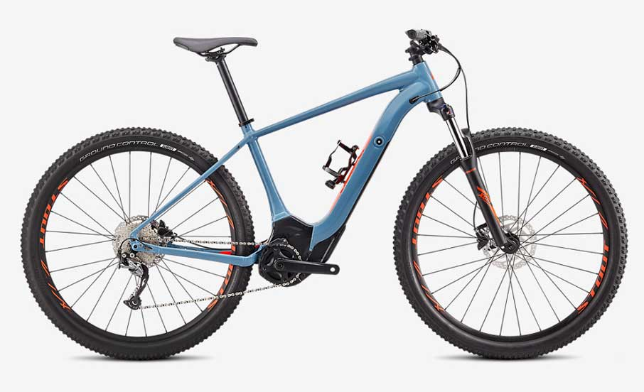 Victoria Electric Bicycles - Turbo Levo Hardtail