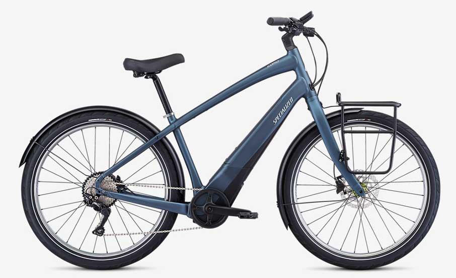 Victoria Electric Bicycles - Specialized Turbo Como 5.0 650b