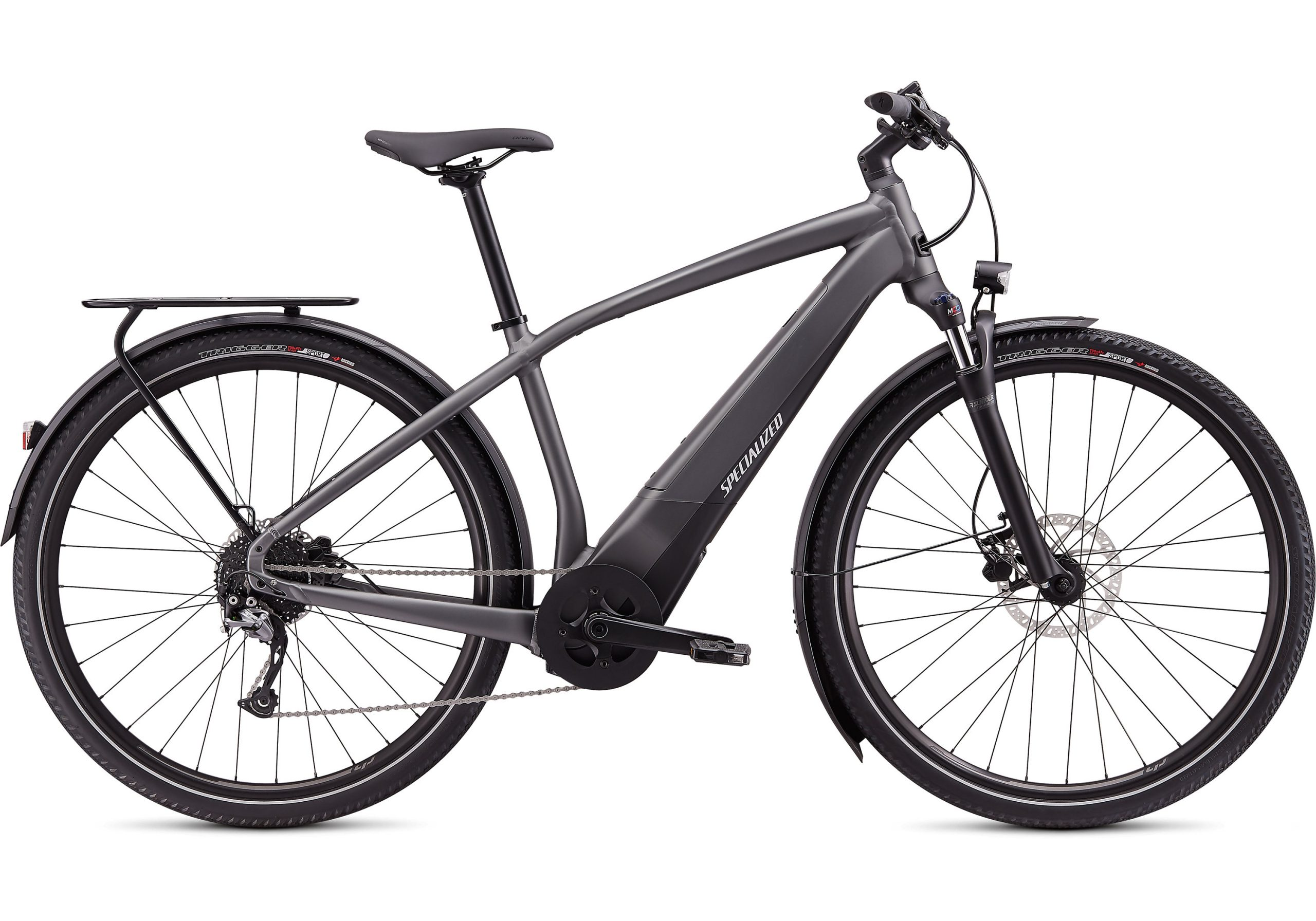 Victoria Electric Bicycles - Specialized Turbo Vado 3.0