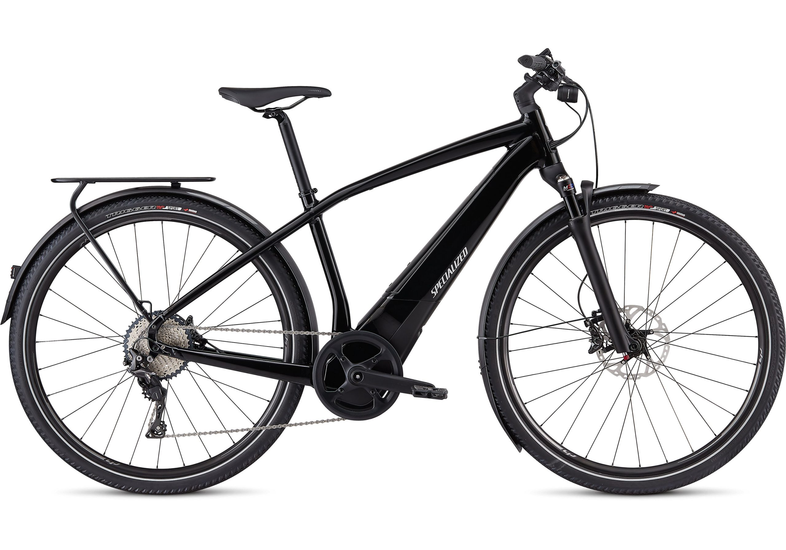 Victoria Electric Bicycles - Specialized Turbo Vado 5.0